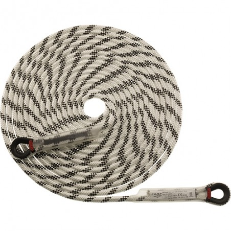 IRIDIUM 10.5 mm WITH LOOPS - Corda semi-statica 2810A