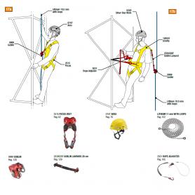 Kit Piloni e Strutture Industriali Tipo 3